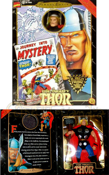 BAMBOLA MARVEL FAMOUS COVER MIGHTY THOR (F2)
