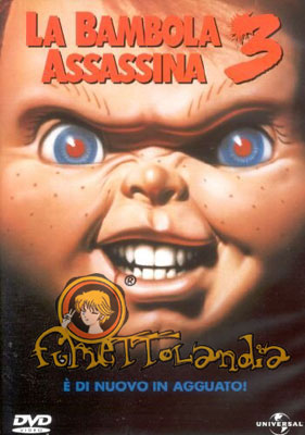 DVD BAMBOLA ASSASSINA 3