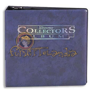 PROTECTORS BINDER 9 POCKET BLUE (81398)