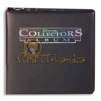 PROTECTORS BINDER 9 POCKET BLACK (81406)