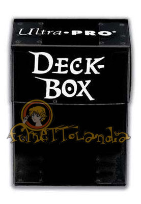 PROTECTORS DECK BOX BLACK (81453)