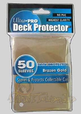 PROTECTORS MAGIC BRAZEN GOLD (81582)