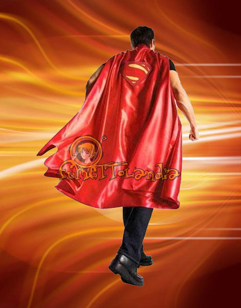 BATMAN VS SUPERMAN DAWN OF JUSTICE SUPERMAN DELUXE CAPE
