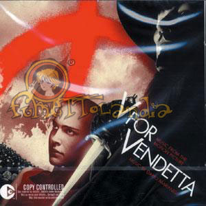 CD V FOR VENDETTA OST