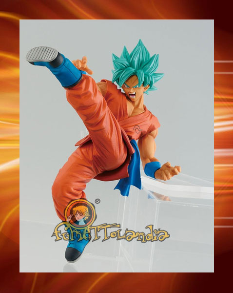DRAGONBALL SUPER SON GOKOU FES!! SPECIAL VER.C SUPER SAIYAN GOD