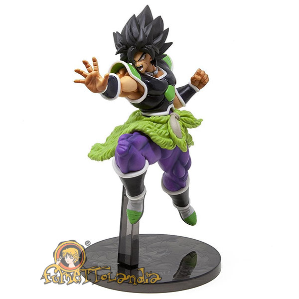 BROLY NEW MOVIE FIGURE DRAGON BALL SUPER ULTIMATE SOLDIERS