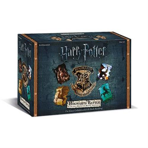 HARRY POTTER HOGWARTS BATTLE MOSTRO DEI MOSTRI