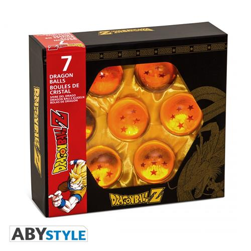 DRAGON BALL - COLLECTOR BOX DRAGON BALLS