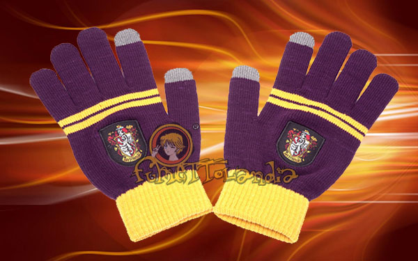 HARRY POTTER E-TOUCH GLOVES GRYFFINDOR