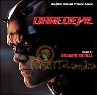 CD DAREDEVIL OST