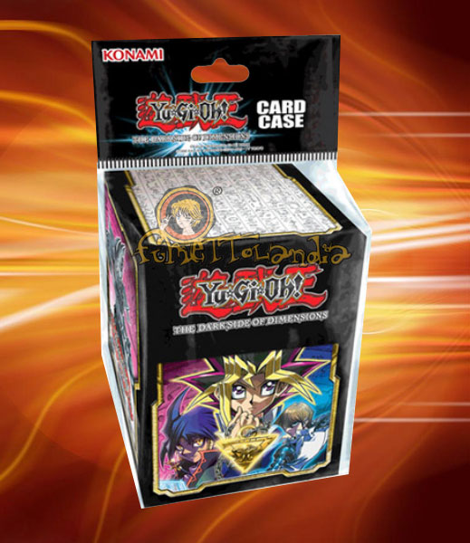 CARD CASE YU-GI-OH! - THE DARK SIDE OF DIMENSION