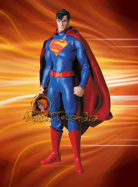 DC COMICS SUPERMAN NEW 52 12' REAL ACTION HEROES RAH FIGURE
