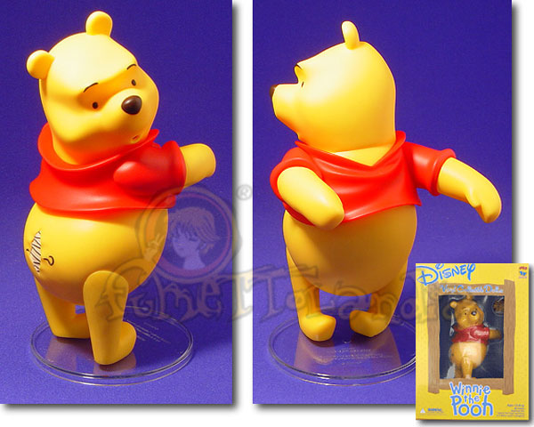 GADGETS WINNIE THE POOH PVC STATUE (MEDVCD-027)