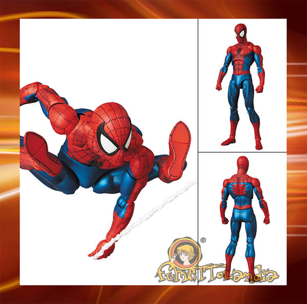 MAFEX NO.075 MAFEX SPIDER-MAN (COMIC VER.) 'MARVEL COMICS'