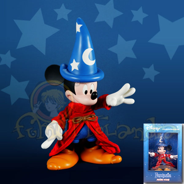 GADGETS FANTASIA MICKEY MOUSE PVC STATUE (MEDMAF-040)