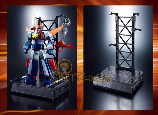 TAMASHII STAGE ACT SOUL OF CHOGOKIN