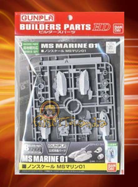 BUILDERS PARTS HD MS MARINE 01 NO SCALE (27914)