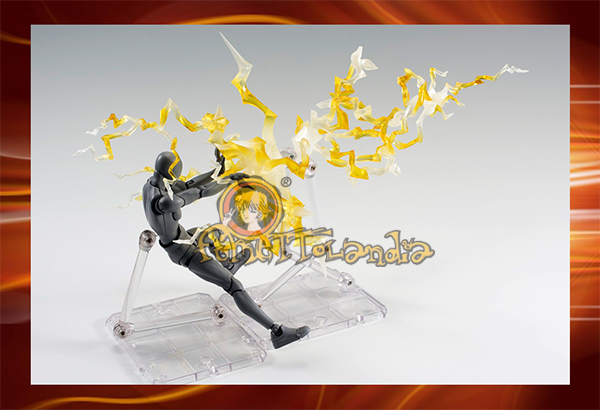 TAMASHII EFFECT THUNDER YELLOW VERSION