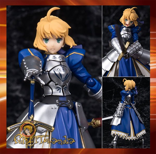 FIGMA - FATE/STAY NIGHT: SABER 2.0