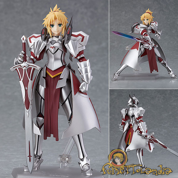 FIGMA FATE/APOCRYPHA SABER OF \'RED\'