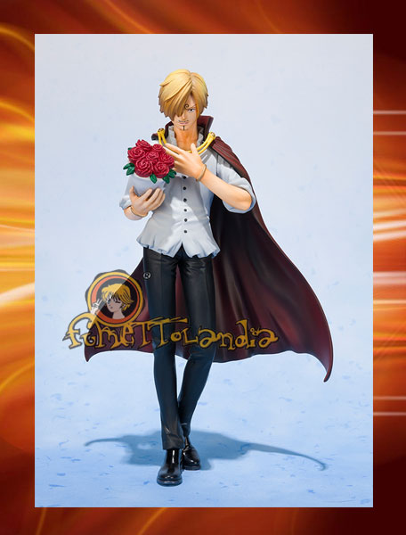 FIGUARTS ZERO ONE PIECE SANJI WHOLE CAKE ISLAND