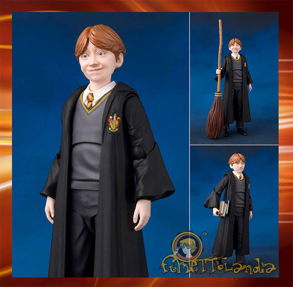 S.H.FIGUARTS HARRY POTTER RON WEASLEY