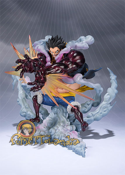 FIGUARTS ZERO ONE PIECE LUFFY GEAR 4