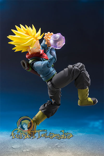 S.H.FIGUARTS DRAGONBALL SUPER TRUNKS