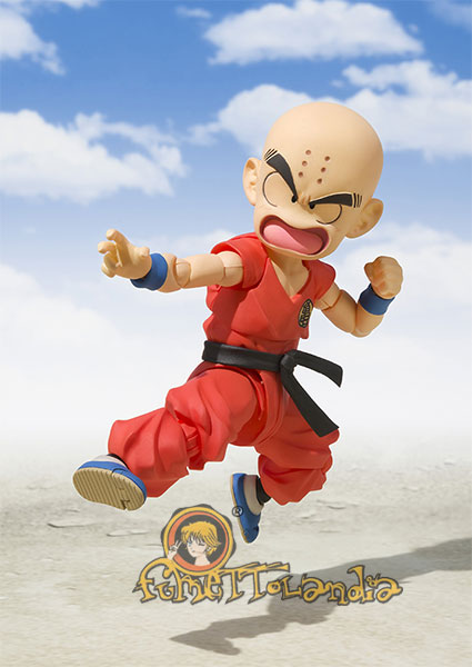 S.H.FIGUARTS DRAGON BALL KRILLIN EARLY YEARS