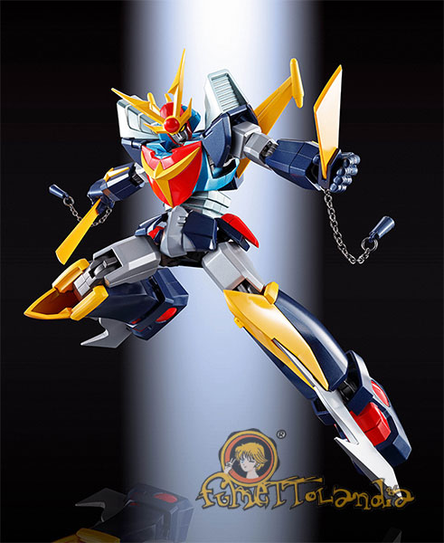 GX-82 FULL ACTION DAITARN 3