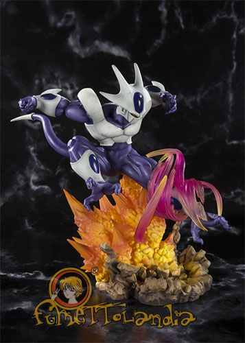 FIGUARTS ZERO DRAGONBALL COOLER FINAL FORM