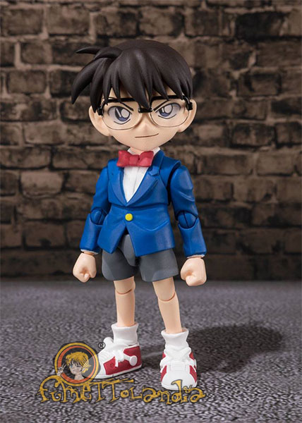 S.H.FIGUARTS CASE CLOSED CONAN EDOGAWA