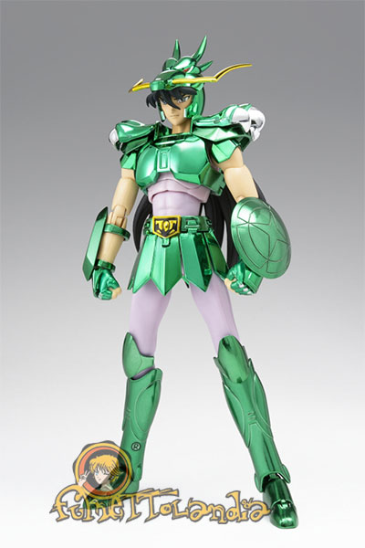 SAINT SEIYA MYTH CLOTH DRAGON SHIRYU REVIVAL VERSION