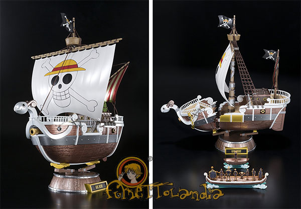 GOING MERRY ONE PIECE 20TH MEMORIAL CHOGOKIN