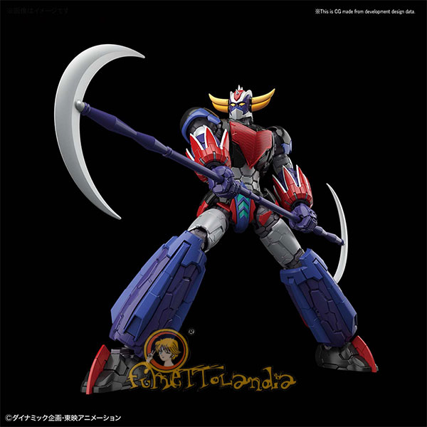 HG GRENDIZER INFINITISM VERSION MODEL KIT 1/144 (61448)