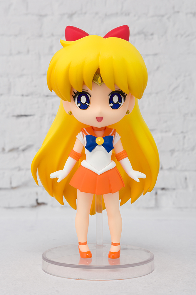 SAILOR VENUS MINI ACTION FIGURE FIGUARTS