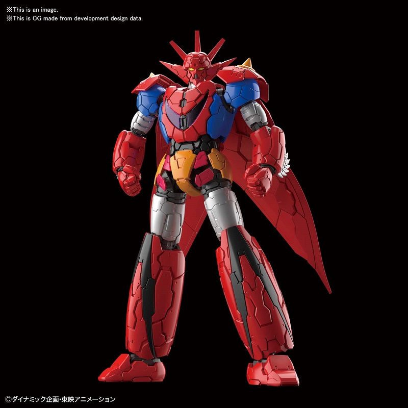 HG GETTER DRAGON INFINITISM VERSION MODEL KIT 1/144 (72374)