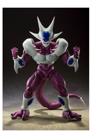 DRAGON BALL Z S.H. FIGUARTS ACTION FIGURE COOLER FINAL FORM 19 C