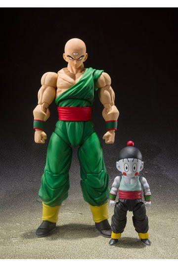 DRAGON BALL Z S.H. FIGUARTS ACTION FIGURE 2-PACK TENSHINHAN & CH