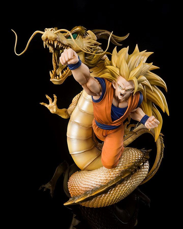 DRAGON BALL Z FIGUARTSZERO PVC STATUE (EXTRA BATTLE) SUPER SAIYA