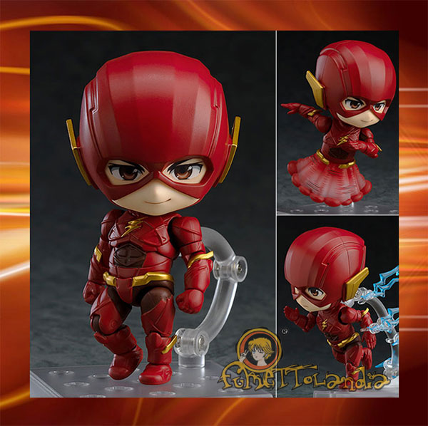 NENDOROID - FLASH JUSTICE LEAGUE EDITION