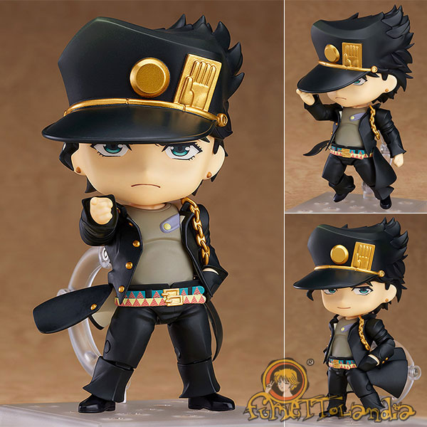 NENDOROID TV ANIME \'JOJO\'S BIZARRE ADVENTURE STARDUST CRUSADERS\'