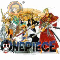 CD ONE PIECE (F2)