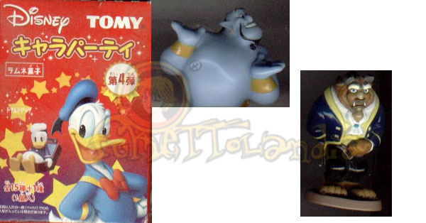 GADGETS CANDY TOYS DISNEY 3 (F2)