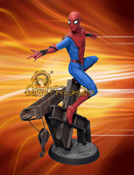 SPIDER-MAN HOMECOMING ARTFX STATUE 1/6 SPIDER-MAN