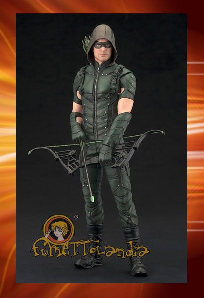 DC COMICS ARTFX+ PVC STATUE 1/10 GREEN ARROW