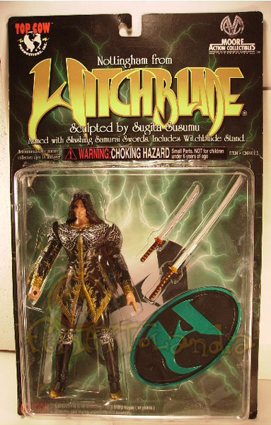 A.F. WITCHBLADE: NOTTINGHAM (F2)