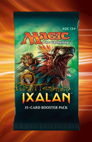 MAGIC IXALAN BUSTA