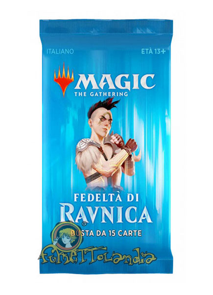 MAGIC FEDELTA' DI RAVNICA BUSTA