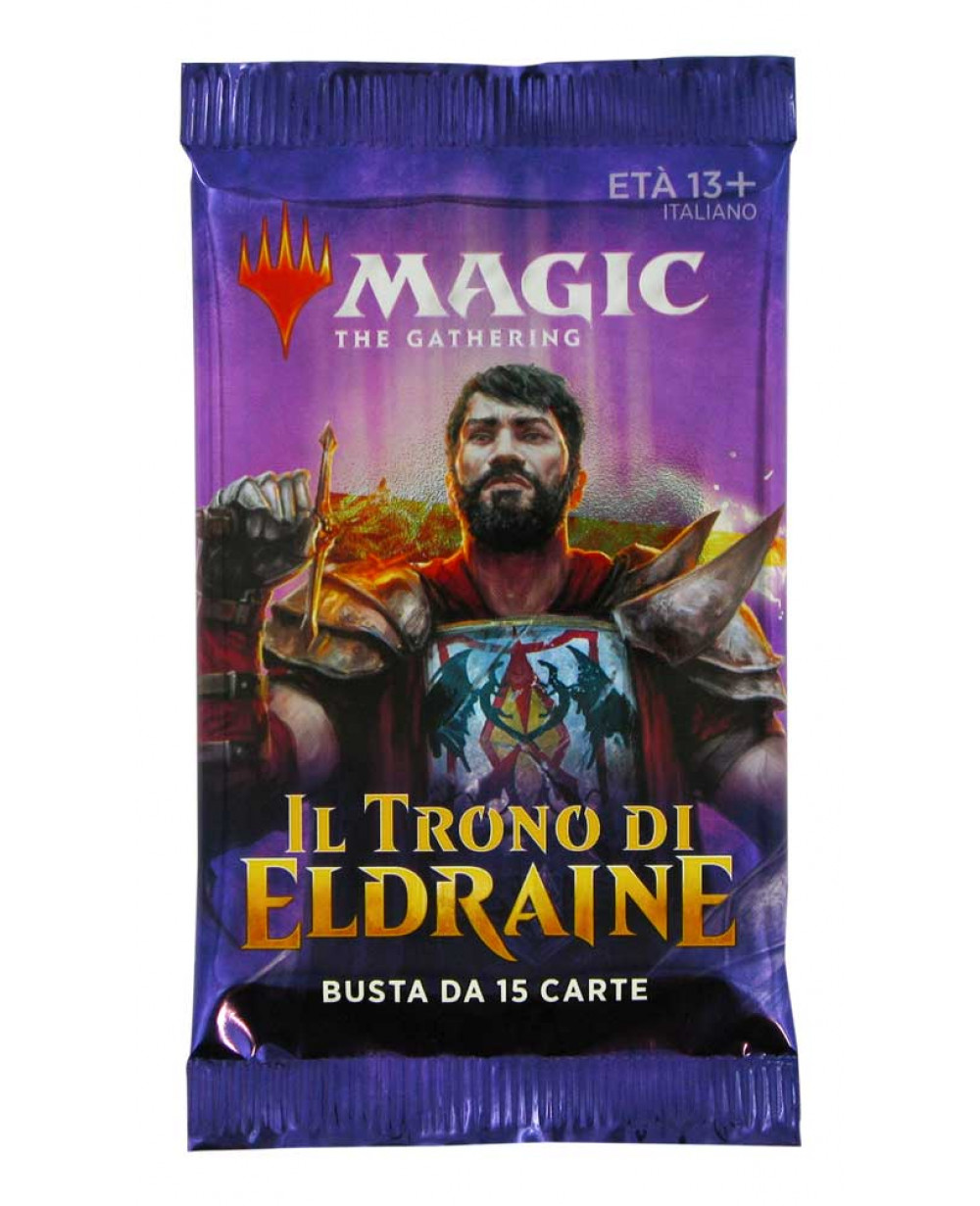MAGIC IL TRONO DI ELDRAINE BUSTA